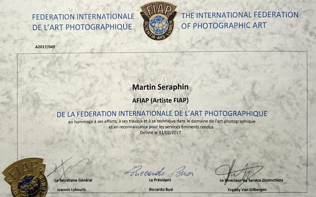 AFIAP-Auszeichnung