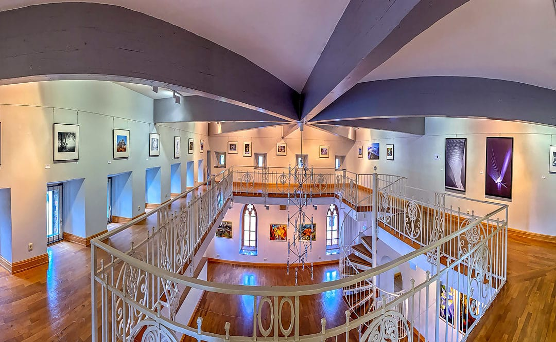 Ausstellung Schloss Burgau Düren